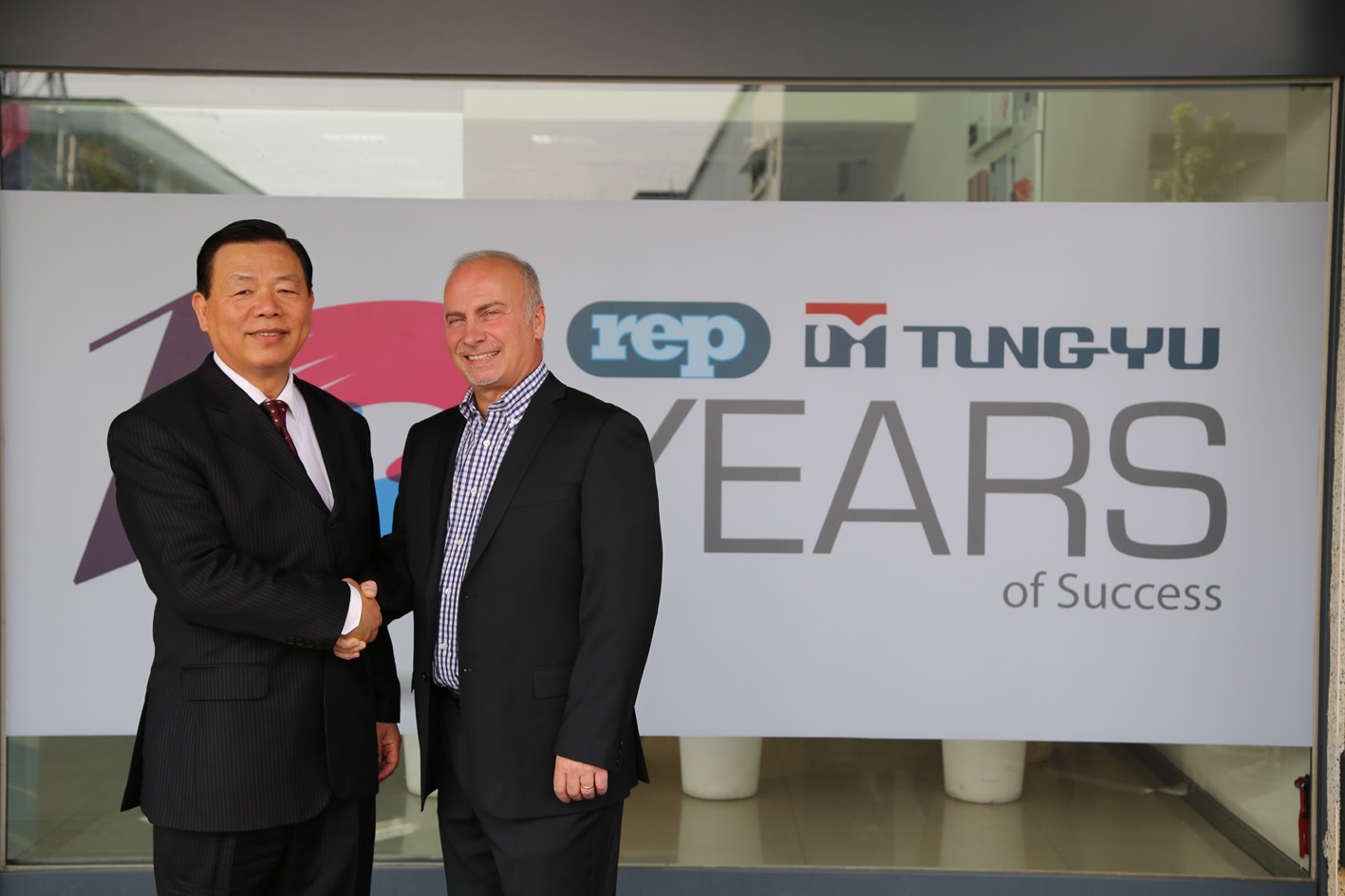 Cooperation between REP and TUNGYU