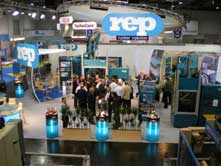 exhibitor of rubber machinery Düsseldorf Germany