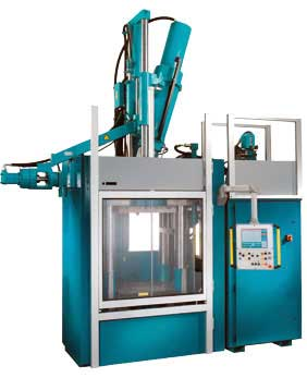 Rubber injection molding machine REP V79