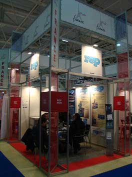 Interplastika Moscow 2012, rubber equipment