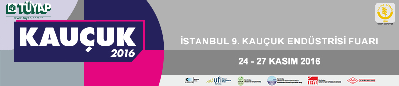 "REP will be present at ""Istanbul 8th Rubber Industry Fair"""