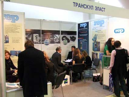 technical assistance for rubber injection machinery in russia