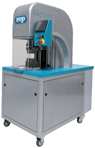 Micromachines - Rubber Injection Molding Machines - REP International
